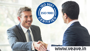 Top Consulting company for ISO Certification – Veave Technologies Pvt