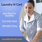 On Demand Laundry and Dry Cleaning Service - LaundryNcart