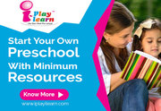 Preschool / Play School Franchisee Opportunity in Mumbai(India)