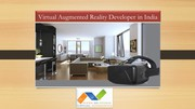 Investment Opportunities by Virtual Augmented Reality Developer
