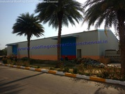 Industrial roofing shed and solution in chennai | Warehouse roofing