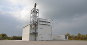 Gas-piston power plant (800 kW-4 mW)