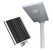 Integrated solar street light in delhi
