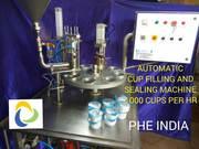 Cup Filling Machine Manufacturers