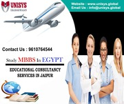 Study MBBS in Egypt,  Medicine,  Abroad fee structure - Unisys