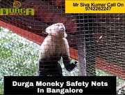 Monkey Safety Nets In Bangalore www.balconysafetynetbangalore.co.in