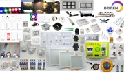 WE ARE MANUFACTURING OF ALL TYPES OF ELECTRICAL GOODS