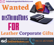 Wanted Leather Corporate Gifts Distributors