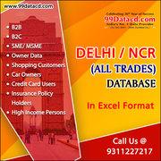 Delhi NCR Database Provider – 9311227217