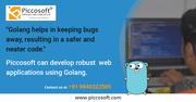 Golang development company in India Golang development company