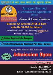 Business opportunities with Amazon